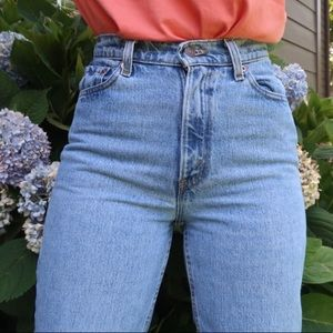 Vintage Lightwash 512 Levi's